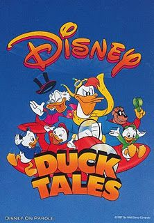 Duck Tales!! Best show!!