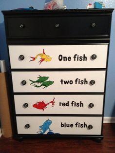 Dr. Seuss Dresser...