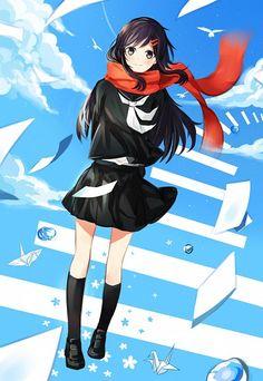 Tags: Anime, Fanart, Pixiv, Kagerou Project, Tateyama Ayano
