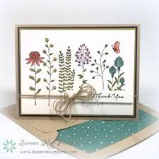 Image result for wildflower fields stampin up