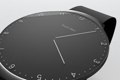 1 | A Touch-Screen Watch Asks If Luxury Timepieces Can Go Digital | Co.Design: business + innovation + design