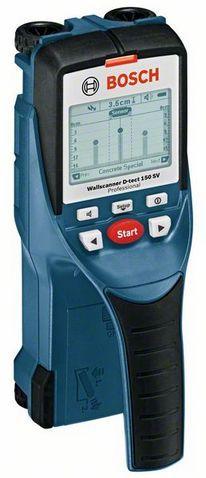 Wallscanner D-tect 150 SV Professional Ortungsgerät Ortungsgeräte   Bosch Professional
