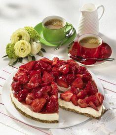Unser beliebtes Rezept für Erdbeer-Mascarpone-Kuchen (ohne Backen) und mehr als 55.000 weitere kostenlose Rezepte auf LECKER.de.