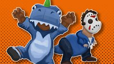 Hide and Seek Funny Moments - Dinosaurs Mod, ITS GODZILLA!