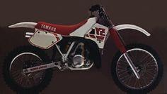 Yamaha YZ 250 88'