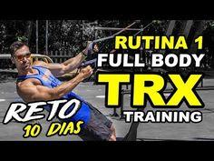 15 ejercicios abdominales en TRX - YouTube