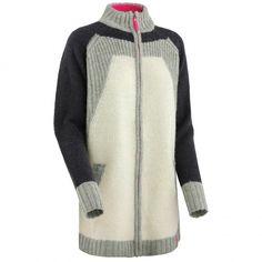 Kari Traa Tvinde Knit ulljakke