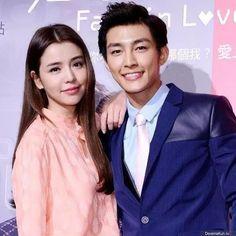 Fall in love with me Tia li & Aaron yan <3