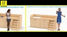 Wickeltisch und Wickelkommoden im Lehrmittel Vierkant  Online Shop.
