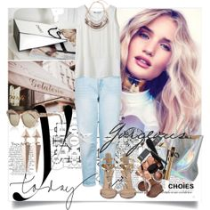 """""""Casual.."""" by ramona-ice on Polyvore"""