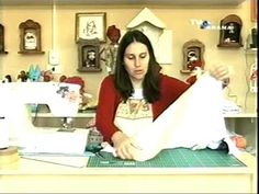Avental Toalha Youtube, Patches, Ruffle Blouse, Sewing, Quilting, Babies, Craft, Rose, Scrappy Quilts