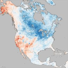 One Map Explaining Why This Winter Wasn't Nearly As Bad As You Thought