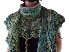 Amazon, Crochet, Fashion, Fashion Styles, Shawl, Arts And Crafts, Knitting And Crocheting, Threading, Moda
