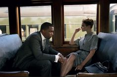 """Natalia Vodianova and Sean """"Diddy"""" Combs: Brief Encounter - by Robert Sullivan 