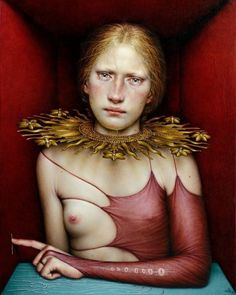 beinartgallery: New masterpiece by @dinovalls. Dino Valls LUCTUS, oil on wood, 45 x 35 cm.