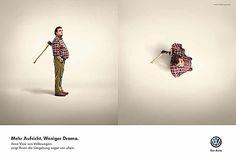 99 gelungene Auto Print Werbungen | KlonBlog