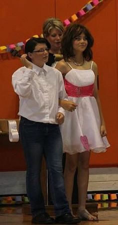 There are 2 or 3 pics from this pageant that have made the rounds, but most of the original Facebook set have never been pinned. Until now. Petticoated Boys, Cute Tights, Womanless Beauty Pageant, School Girl Dress, Feminized Boys, Beauty Contest, Female Supremacy, Transgender Girls, Looking Gorgeous