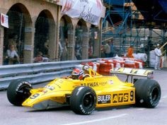 1980 Jan Lammers; ATS D4 - Ford