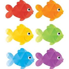 Colorful Fish Accents - Use this decorative artwork to dress up classroom walls and doors, label bins and desks, or accent bulletin boards. Each piece is approx. 30 pieces per pack.TCR 3549 Large Colorful Fish Bulletin Board Cut Outs Classroom Decorations Classroom Walls, Classroom Decor, Teacher Supplies, School Supplies, Fish Bulletin Boards, K12 School, Mermaid Clipart, Scrapbook Images, Under The Sea Theme