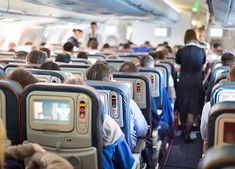 Airlines often fall short when it comes to communicating with passengers who have hearing loss. Our air travel tips for people with hearing loss will help your trip go as smoothly as possible. United Airlines, Major Airlines, Shiga, Travel News, Air Travel, Travel Hacks, Okinawa, Buy Airline Tickets, Airline Flights