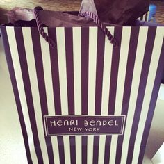 Henri Bendel is my spot for all the new and next fashion accessories.  #accessories #henribendel #shopping #nyc #Padgram