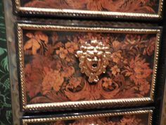 Andr 233 Charles Boulle 1642 1732 Paire De Cabinets Bas 224