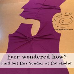 Not bad for an afternoon's work! You'll take home completed Single and Double Jersey Twist Patterns and a copy of my Knit block.  http://www.studiofaro.com/book-project-based-workshops #PatternMakingClasses #Marrickville #Sydney