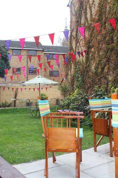 Tab Centre garden