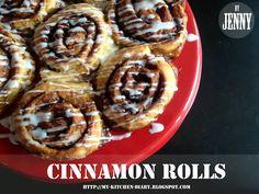 Mrs Winners cinnamon rolls