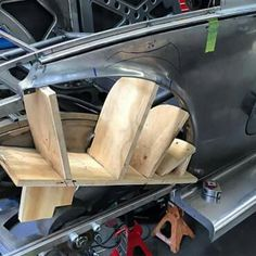 How to shape fenders