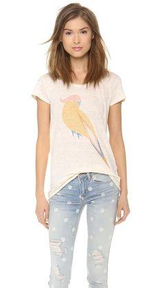 marc jacobs linen shirt with bird - Google Search
