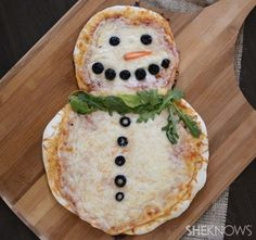 things to make when it snows