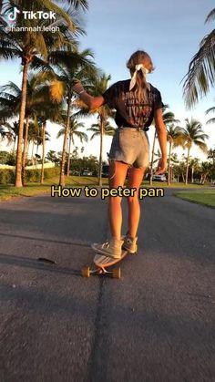 Beginner Skateboard, Skateboard Videos, Penny Skateboard, Skateboard Girl, Skateboard Decks, Longboard Design, Skateboard Design, Skater Girl Outfits, Skater Girls