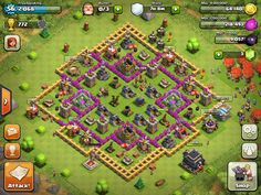 FreeAppsKing Clash Of Clans Village - Level 56