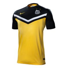 Santos F.C. 3rd away 2014/2015 Nike, Football Shirts, Logo Inspiration, Superstar, Latin America, Gabriel, T Shirt, Design, Ideas
