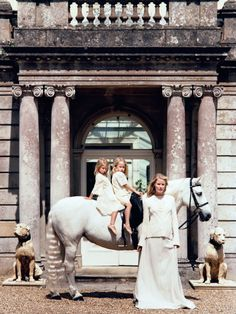 "I saw this in ""TOWN & COUNTRY"" in Harper's Bazaar UK February 2015."