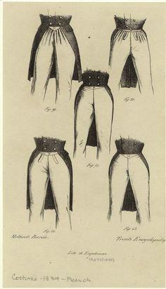 1834 trouser details                                                                                                                                                                                 More