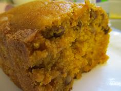 Quick and Easy Pumpkin Bread  #cooking #fall #autumn #recipes #food