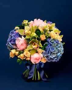 The Penny Lane Bouquet -  Hayford and Rhodes award-winning florist £60.00 — £150.00
