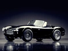 A work of art... 1965 Shelby 289 Cobra...SWEET!