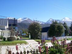 Vista,Ushuaia;Argentina