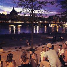 Lyon by Night @idaiko_blog #loovethiscity