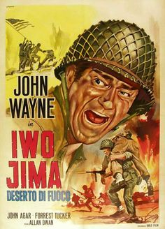 An old favorite that I grew up on. John Wayne, an amazing actor.