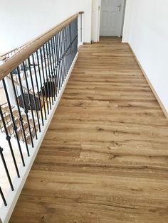 #parkett #eiche rustikal #weitzer parkett Stairs, Home Decor, Floor, Wood, Stairways, Stairway, Interior Design, Home Interiors, Staircases