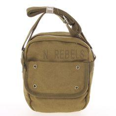 Další novinkou od New Rebels je malá pánská látková dokladovka, která poslouží každému modernímu muži, který jde s dobou a dbá na svůj moderní outfit. Backpacks, Unisex, Bags, Fashion, Handbags, Moda, Fashion Styles, Backpack, Fashion Illustrations