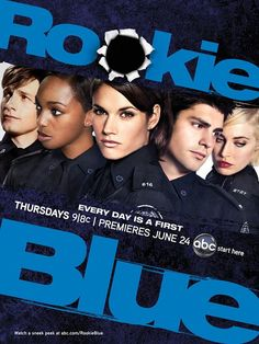Rookie Blue This is my favorite!! I can not wait for the new season to start!