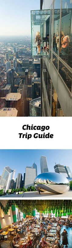 On the western shore of Lake Michigan, the Midwest's biggest city blends outdoor recreation and cosmopolitan luxuries. See our trip guide for what to do, where to eat and where to stay in Chicago!  http://www.midwestliving.com/travel/illinois/chicago/chicago-trip-guide/