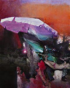 Justin Mortimer   'Parasol'   2014
