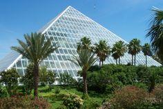 Moody Gardens in Galveston
