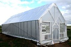 Build Your Own Greenhouse and you can Grow Produce Year Round~great site with several greenhouse possibilities..also a great site on frugal living! RECOMMEND! http://www.frugal-living-freedom.com/build-your-own-greenhouse.html#